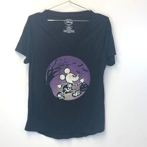 Disney Mickey Mouse Halloween Tee